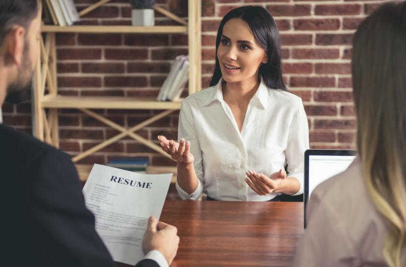 4 Fragen, die Ihnen der HR-Manager im Vorstellungsgespräch ...